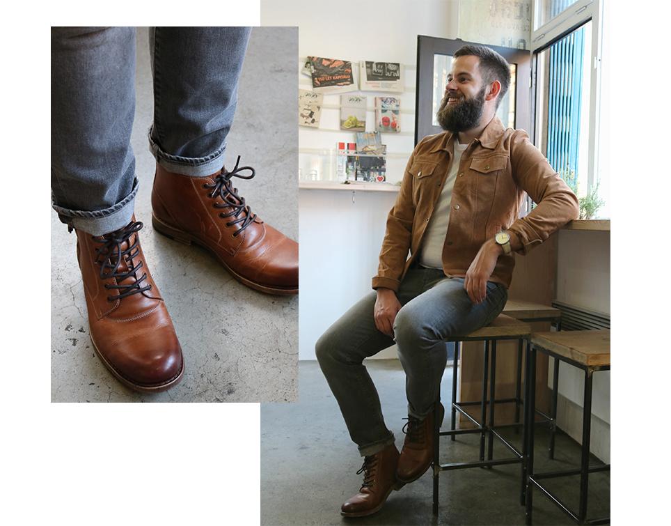 Na tuto obuv se můžete těšit na prodejnách či eshopu již od října.